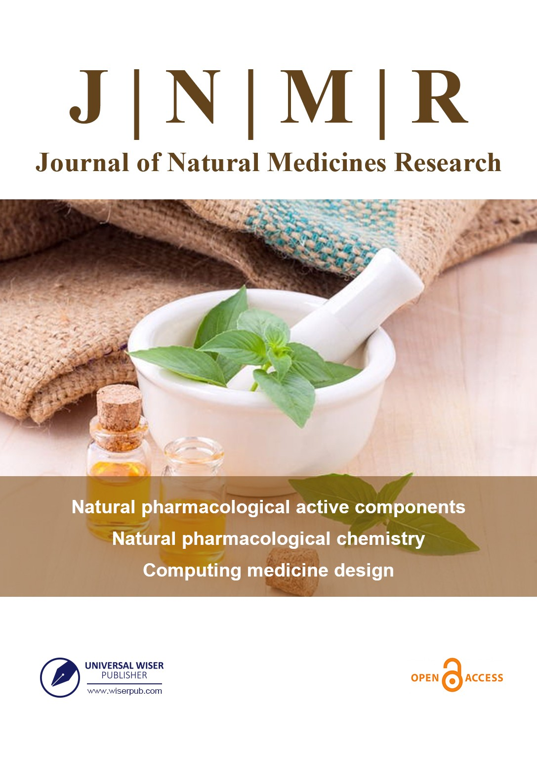 Journal of Natural Medicines Research