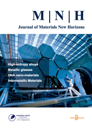 Journal of Materials New Horizons