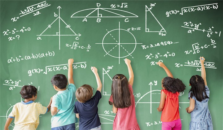 Brains of girls and boys are similar, producing equal math ability