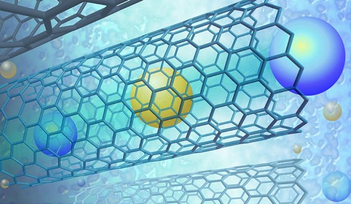 Fast Transport in Carbon Nanotube Membranes Could Advance Human Health
